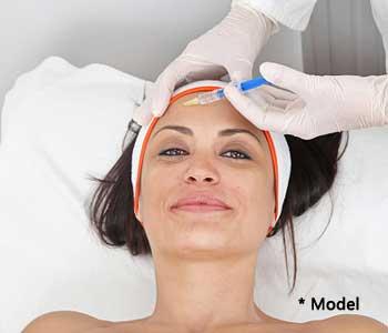 Dr Dass describes Botox Injection