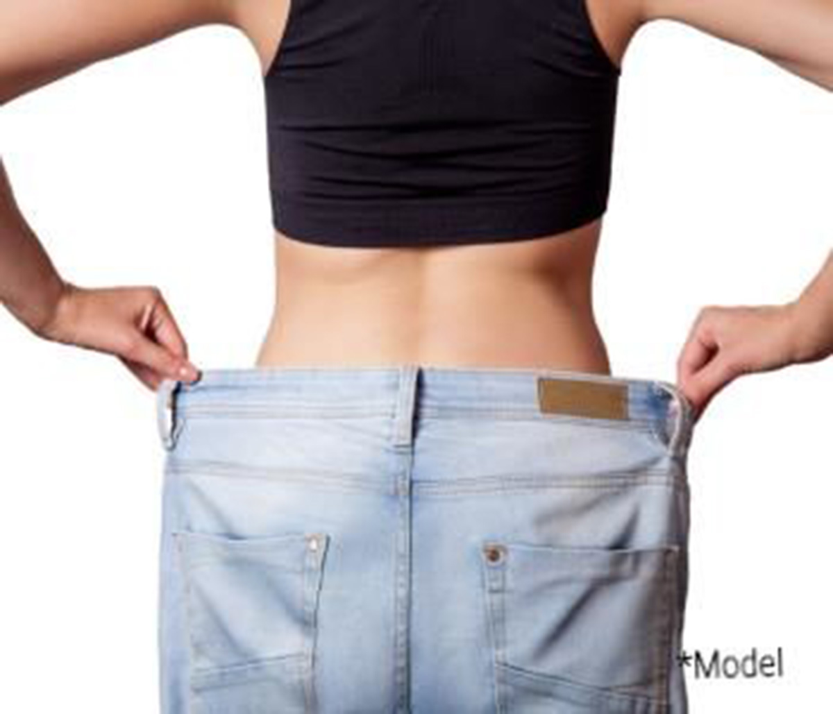 Extreme transformation resulting tummy tuck procedure from plastic surgeon in Beverly Hills