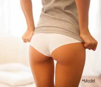 Brazilian butt lift procedure from plastic surgeon in Beverly Hills