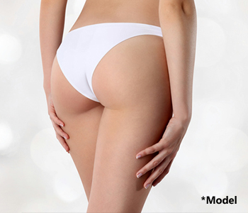 Liposuction of the inner thighs, by Dr. Dennis Dass