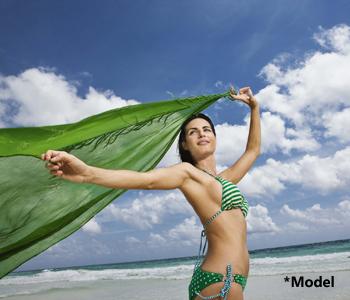 Upper arm liposuction Beverly Hills, by Dr. Dennis Dass