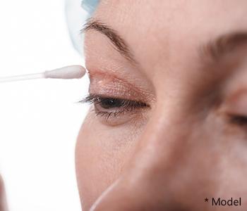 Dr. Dass describes upper eyelid surgery